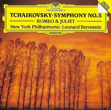 チャイコフスキー:交響曲第5番、幻想序曲「ロメオとジュリエット」