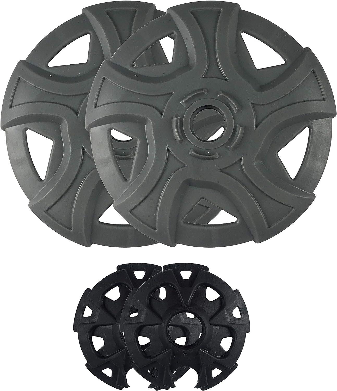 CarePerf Replacement Snow Basket for Ski Pole Removable Rubber Snowflake Basket for Trekking Poles Snow Basket Set