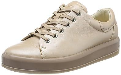 bd5316ffbb8 ECCO Women s Women s Soft 9 Tie Fashion Sneaker Powder 36 EU 5-5.5 M