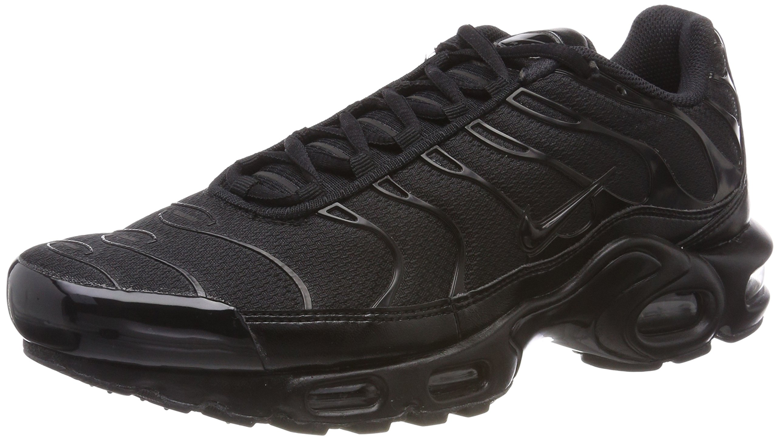 reputable site 77725 a206e Galleon - Nike Men s Air Max Plus Tuned 1 Fabric Trainer Shoes (8 D(M) US)