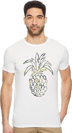 69851828d BOSS Hugo Orange Mens Tauno 1 Large Pineapple - White - XXL: Amazon.co.uk:  Clothing