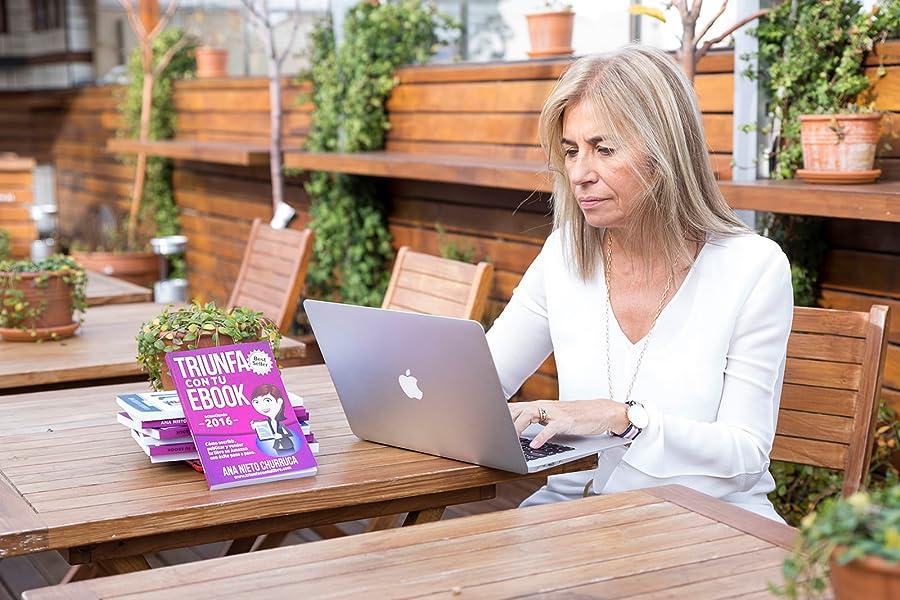 Triunfa con tu ebook: Cómo escribir, publicar y vender tu