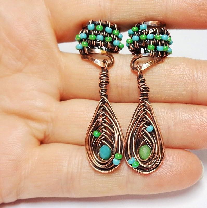 2 Dreadbeads Dreadlock Beads Loc Jewelry Hippie Jewelry