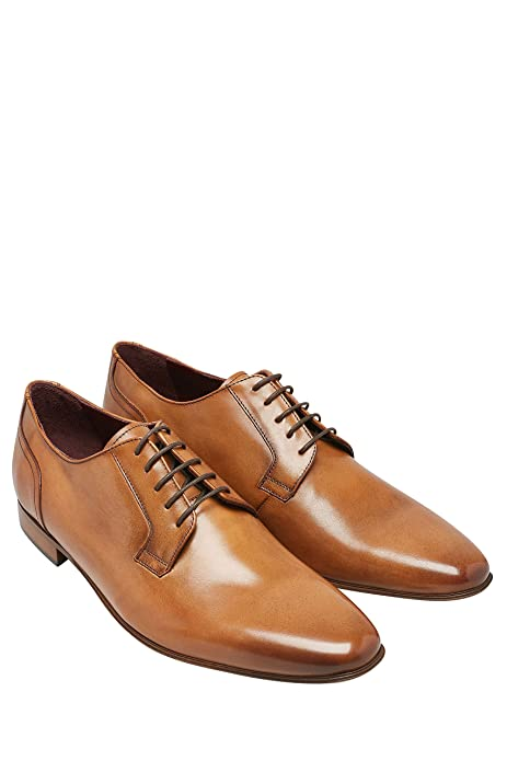 Eu Signature Bronceado 47 Hombre Next Finos Vestir Zapatos De q7UpwOfx