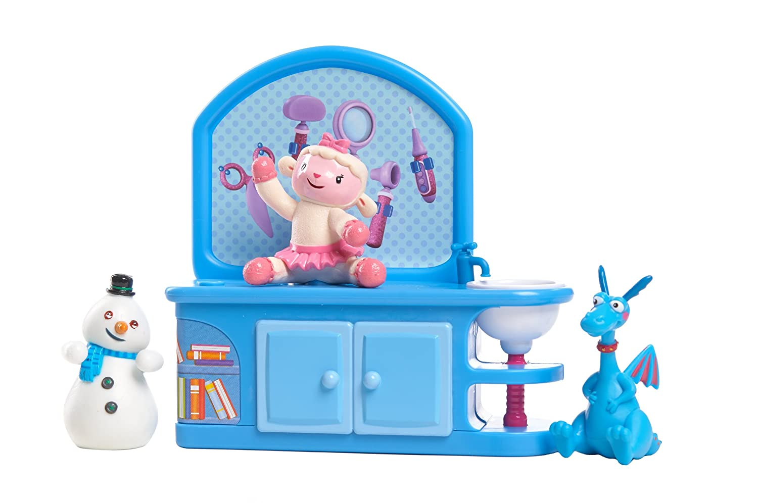 sc 1 st  Amazon.com & Amazon.com: Doc McStuffins Talking Check Up Set: Toys u0026 Games