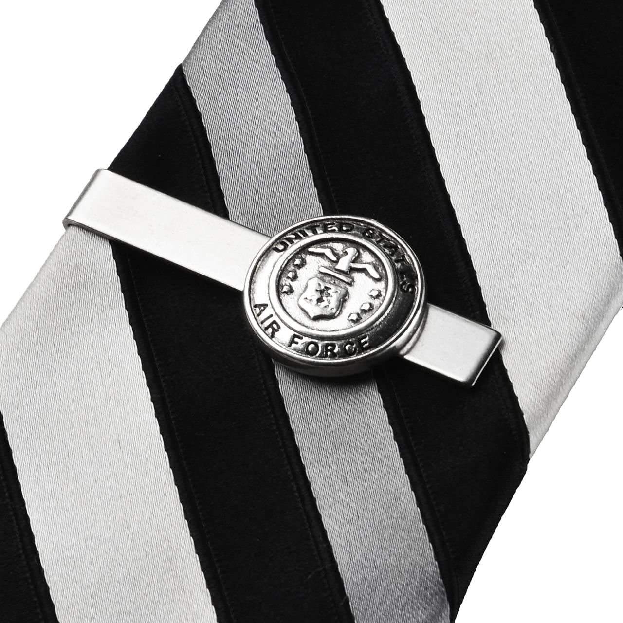 Quality Handcrafts Guaranteed Air Force Tie Clip