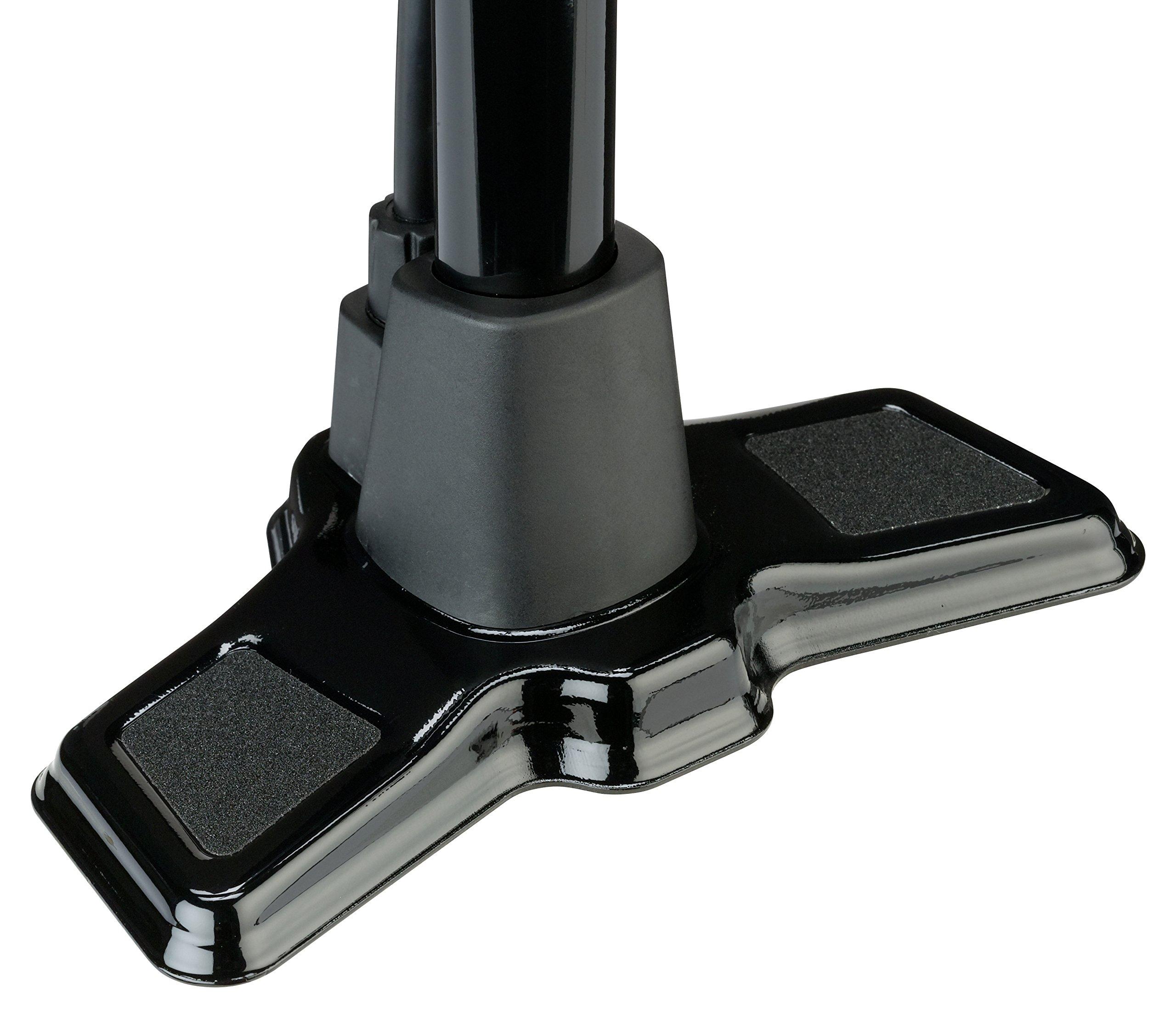 Schwinn Air Center Floor Pump without Gauge, Black by Schwinn (Image #2)