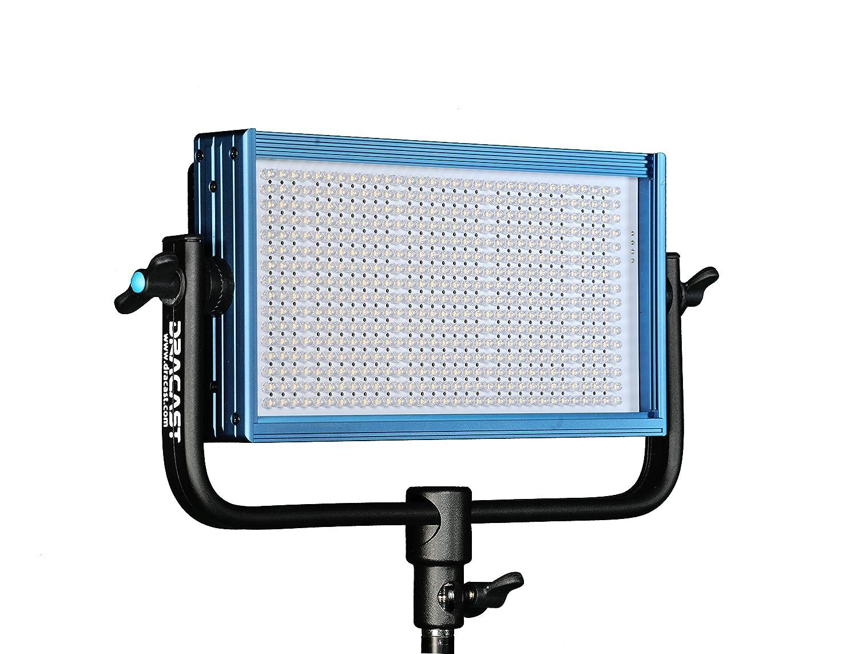 Dracast drp-led500-bg led500バイカラーで調節可能ゴールドマウントバッテリープレート(ブルー)   B00LS6VWRA