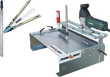XXL Sierra ingletadora, sierra de calar mesa + Bosch Festool + 1 ...