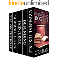 The Criminal Justice Collection: Max Harrison Books 1-5 (Max Harrison Legal Thrillers)
