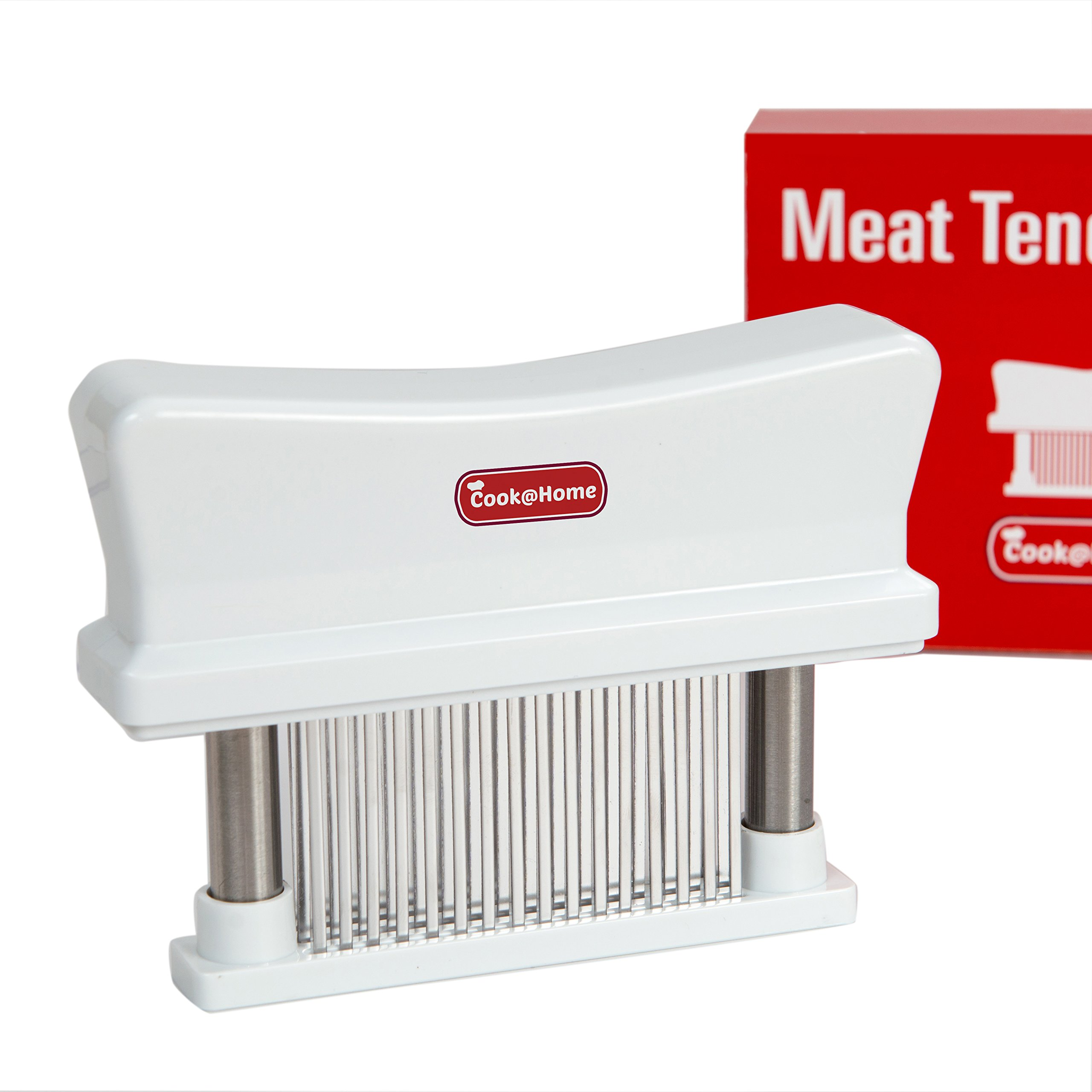 Meat Tenderizer Tool From Cook@home: Turn Every Meat Cut to Sensational Juicy Steak.