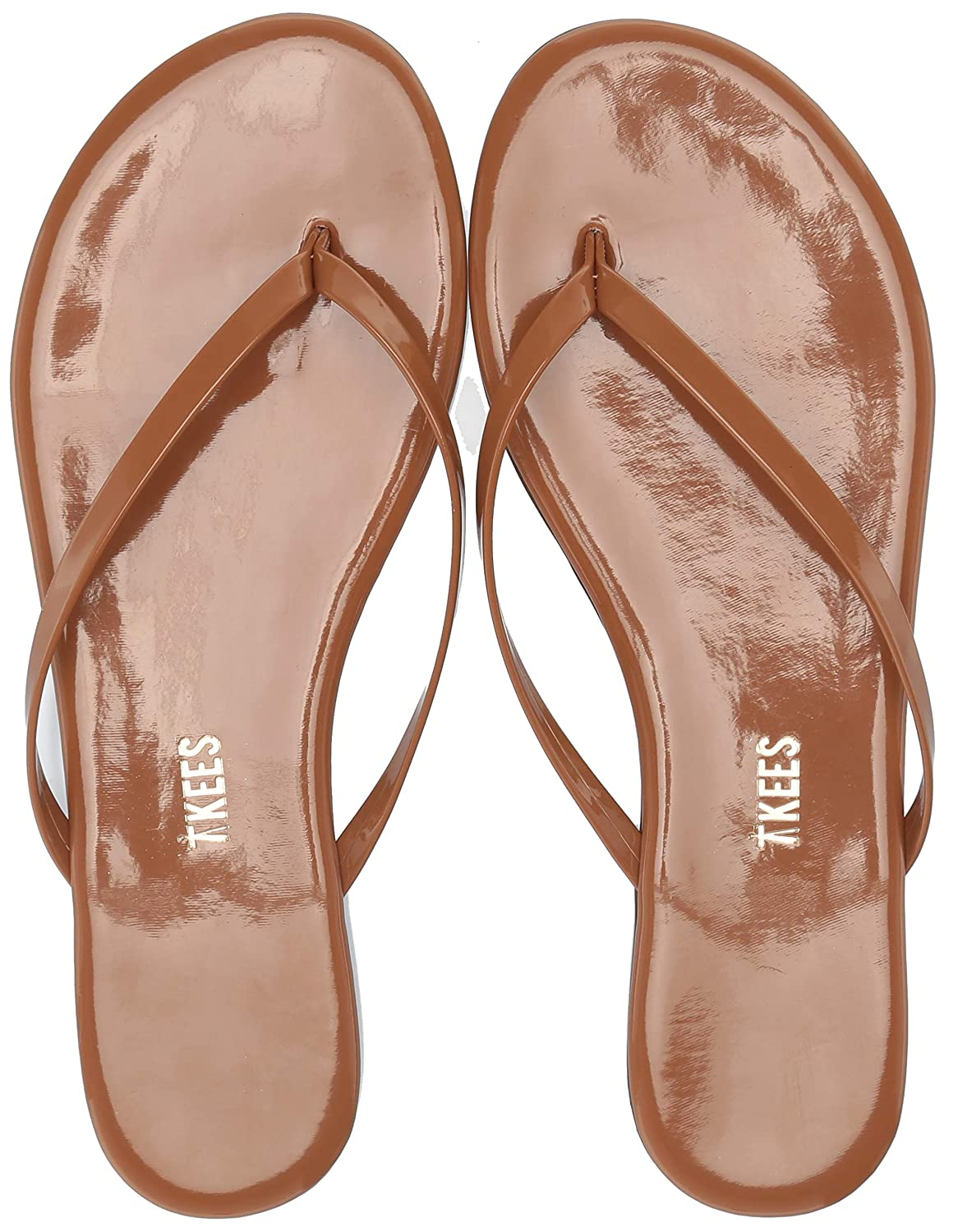 aad18214f Amazon.com  TKEES Women s Foundations Glosses Flip Flops  Shoes