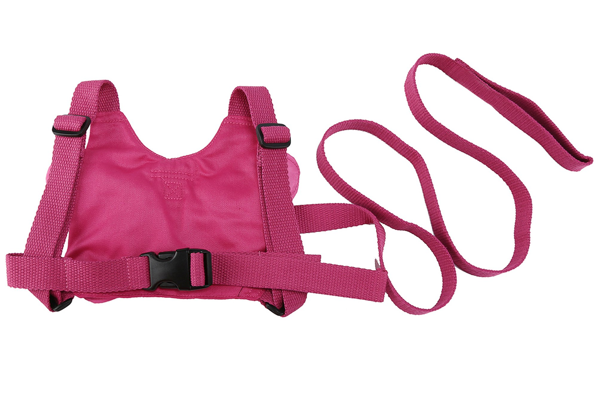 EPLAZA Baby Toddler Walking Safety Butterfly Belt Harness with Leash Child Kid Assistant Strap (a) by EPLAZA (Image #4)