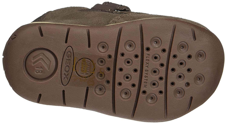 b9f4161ab5b83e Sneakers Basses bébé Fille Geox B Each B Chaussures