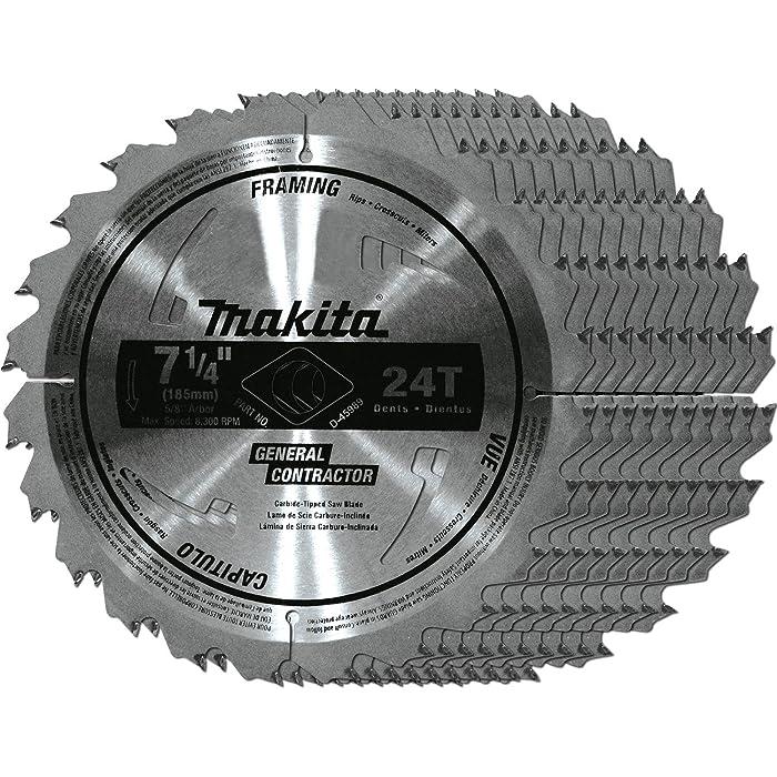 Top 10 Dewalt Construction 714 Circular Saw Blade 24T