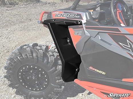 superatv Polaris RZR 900 1000 S XP y XP Turbo Fender Flares y libre Unhinged ATV