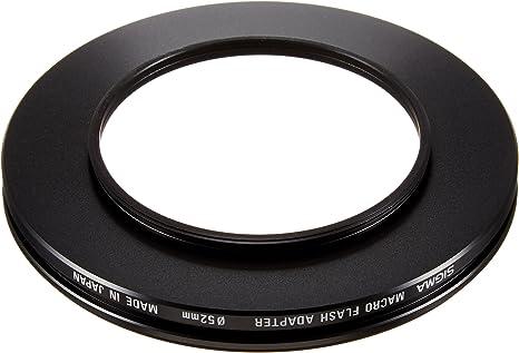 Sigma Ringblitz Adapter 52 Mm Kamera