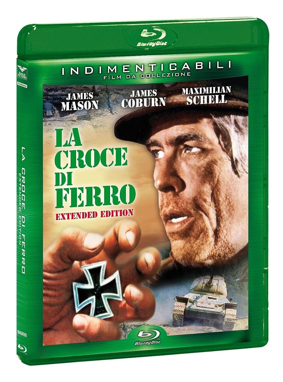 La croce di ferro (1977) Edizione Italiana (2017) Full Blu Ray 1:1 AVC ITA-ENG DTS HD-MA 2.0