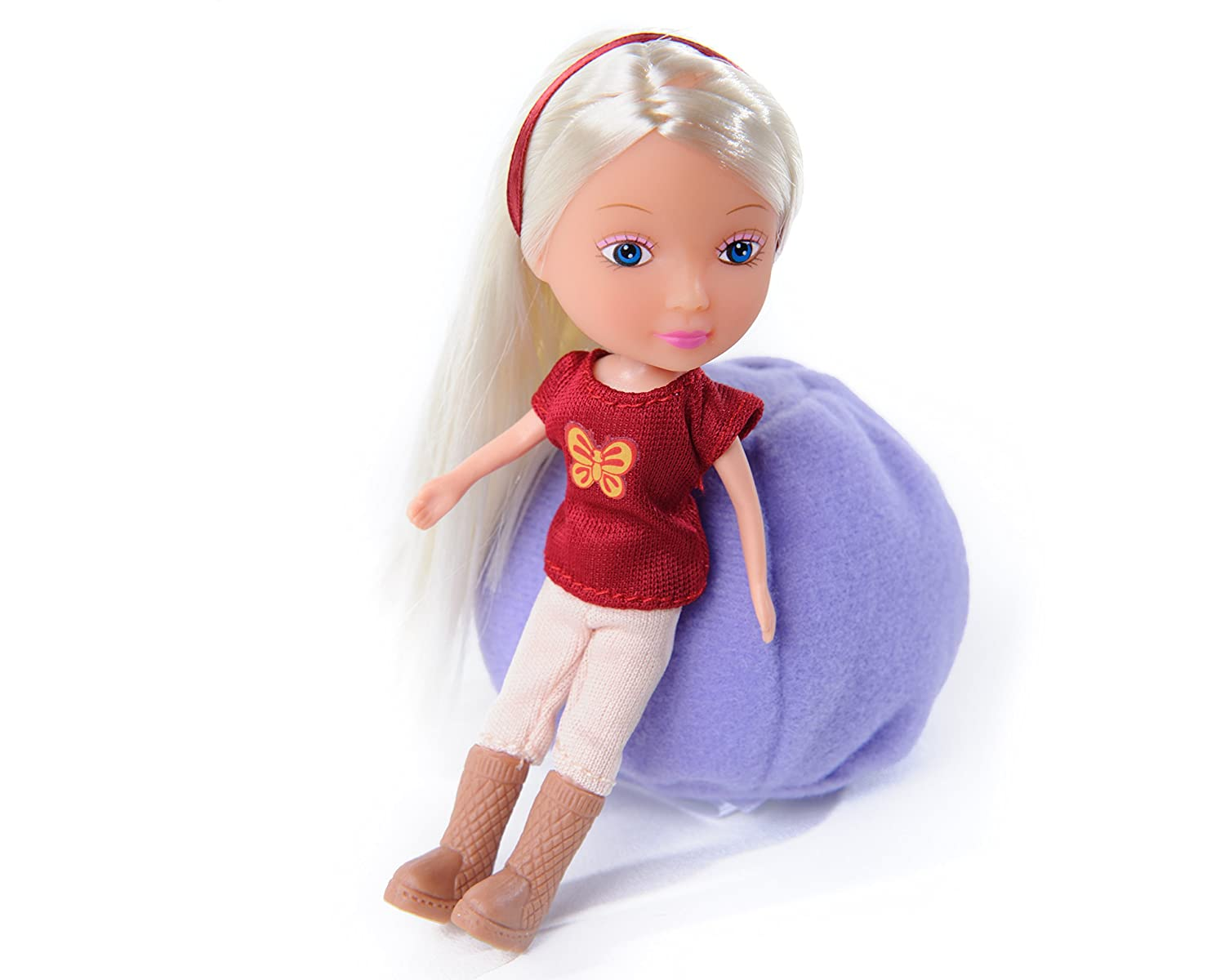Neat-Oh Everyday Princess Haley Doll and Bean Bag Chair Neat Oh A1840XX
