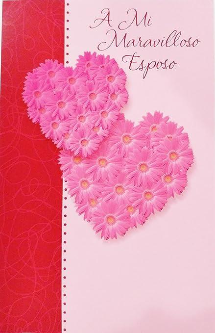 A mi maravilloso esposo - feliz Dia de los Enamorados/romántico ...