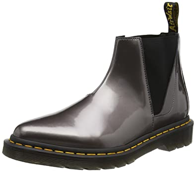 Dr. Martens BIANCA CHELSEA POLISHED SMOOTH Boots à talons