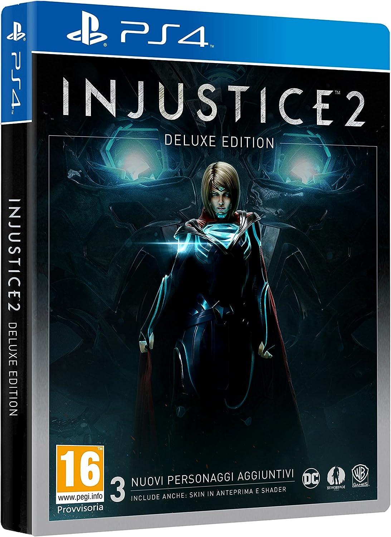 Injustice 2 PlayStation 4 - Deluxe Limited: Amazon.es: Videojuegos