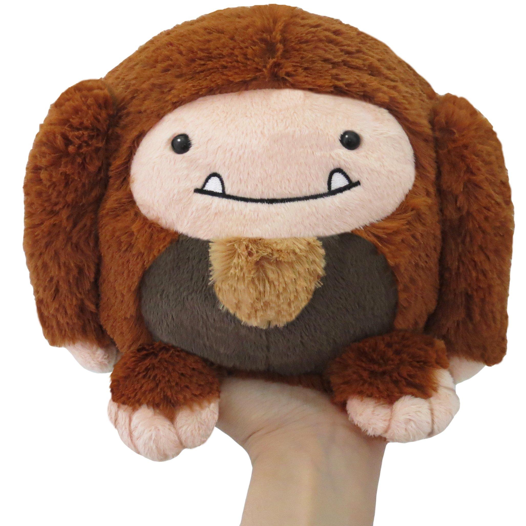 "Squishable / Mini Bigfoot Plush - 7"""