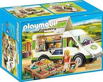 Playmobil 70134 Country Hofmeister Carga de vehículos: Amazon.es: Juguetes y juegos