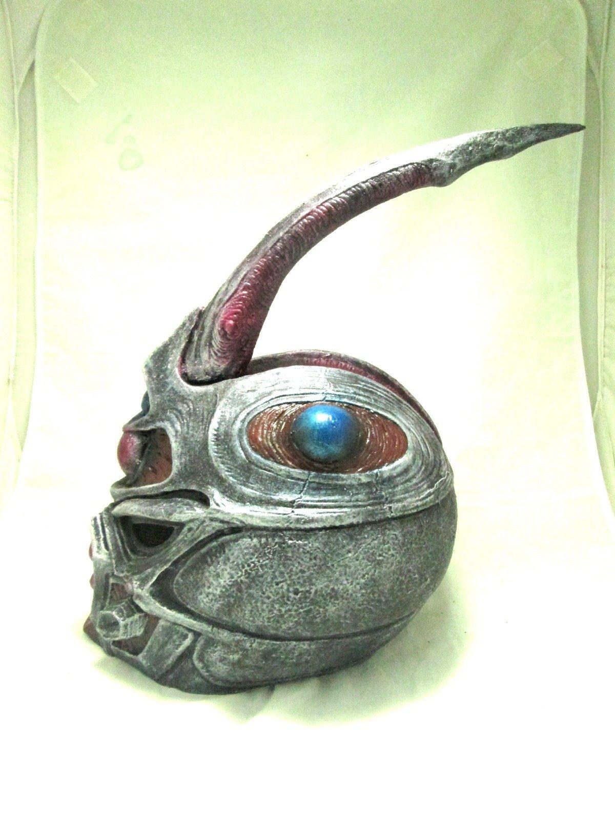 Guyver Mask Cosplay Adult Latex Rubber Helmet#2