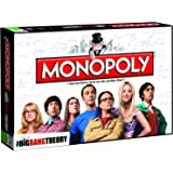 Winning Moves 44079 – Monopoly : The Big Bang Theory