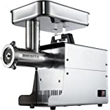 LEM Products Stainless Steel Big Bite Electric- Meat Grinder