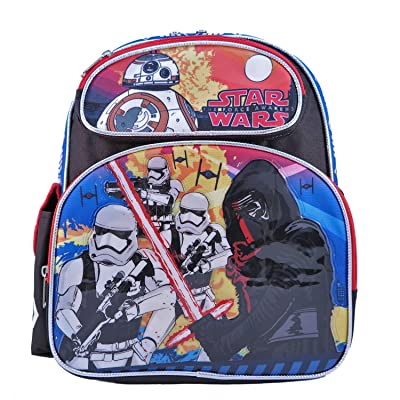 Ruz Star Wars: The Force Awakens Small Backpack Bag - Not Machine Specific
