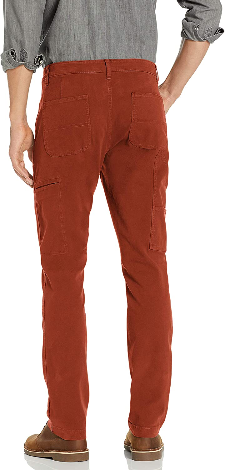 Marchio Goodthreads Slim-Fit Carpenter Pant Uomo