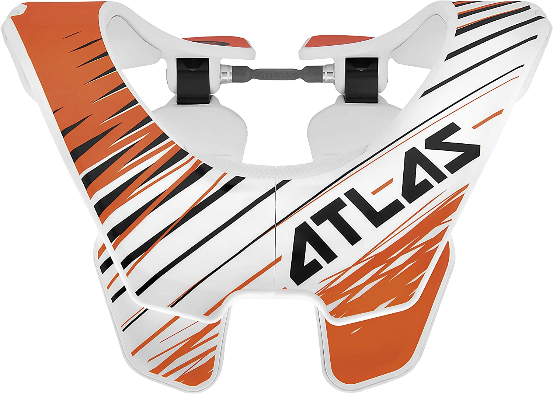 2017 Unisex-Adult Atlas Brace Technologies Air Brace Abstract Black Black, Large
