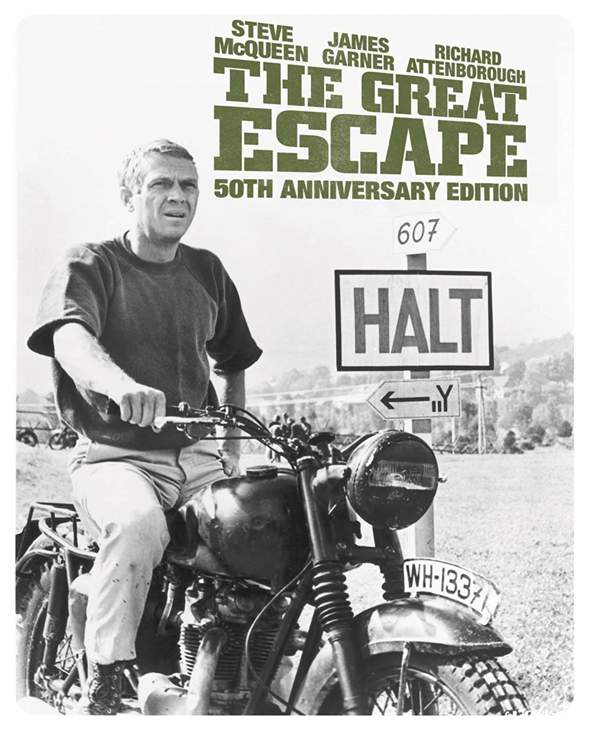 Great Escape [Limited Edition Steelbook] [Blu-ray] [Import] B00BMMCE90