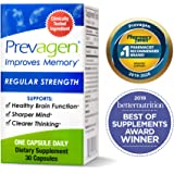 Prevagen Improves Memory - Regular Strength 10mg, 30 Capsules, with Apoaequorin & Vitamin D | Brain Supplement for…