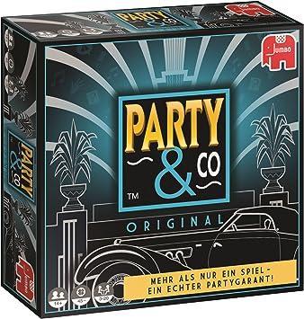 Party & Co. Original Adultos Juego de mesa de carreras - Juego de ...