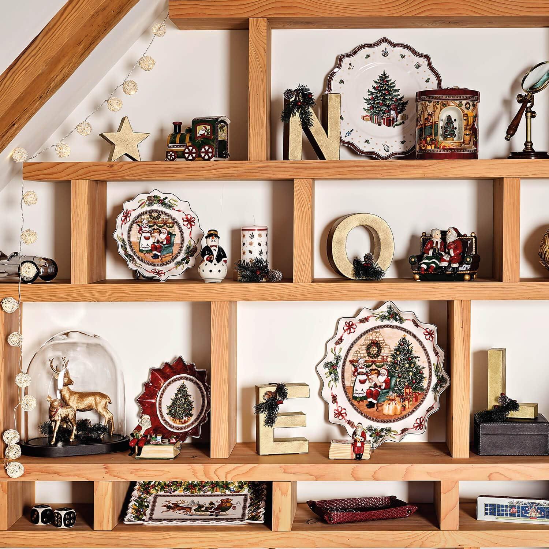Villeroy /& Boch Christmas Light Teelichthalter Schaukelpferd 3996