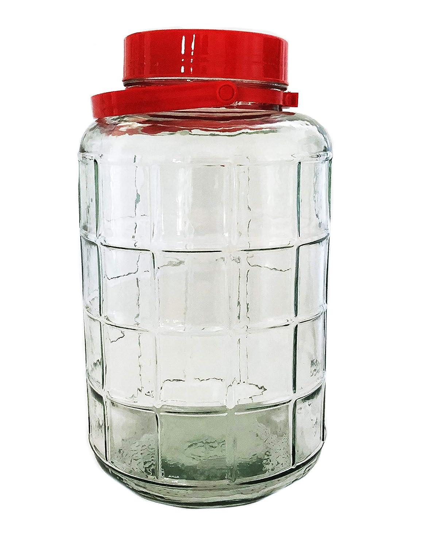 Gurkenglas Einmachgläser Vorratsgläser Universelles Glas  Einmachtopf 3 Größen