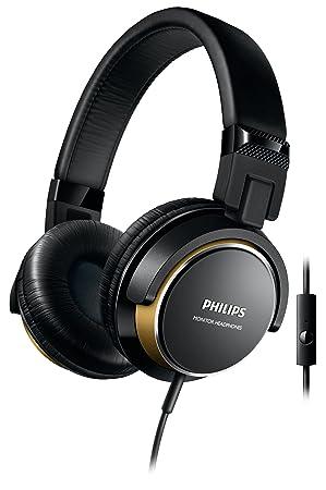 5929f0030b5 Philips SHL3265DG Casque avec micro et contrôle d appel intégrés ...