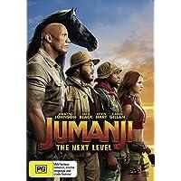 Jumanji: The Next Level (DVD)