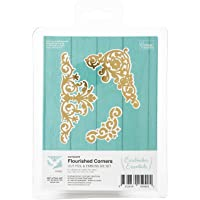 Couture Creations CO726375 Cut, Foil and Emboss Die Set