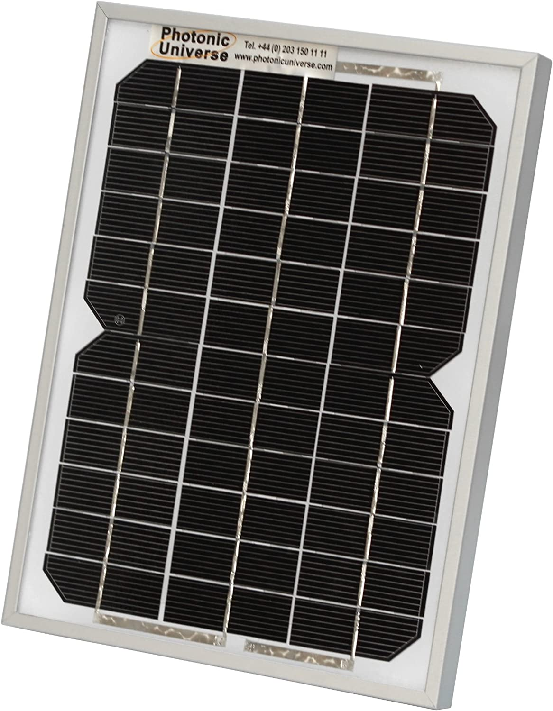 for camper 2m cable 5W 12V solar panel boat 5 watt trickle charger caravan