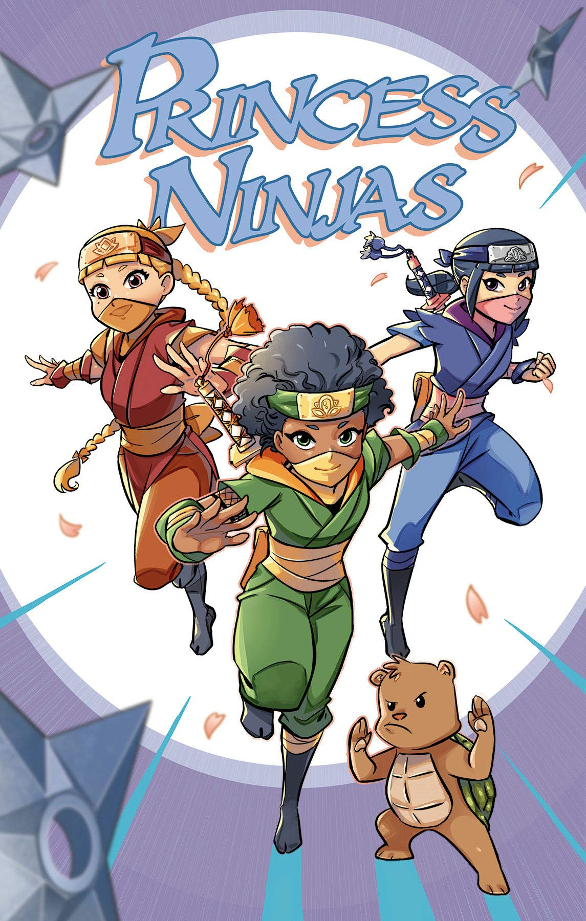 Amazon.com: Princess Ninjas (9781942275909): Dave Franchini ...