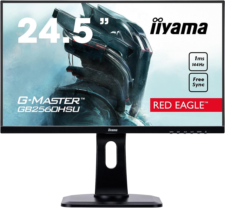 Iiyama G Master Red Eagle Gb2560hsu B1 62 2 Cm Gaming Computer Zubehör