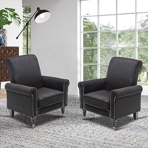 Accent Chair Elegant Refined Club Chair