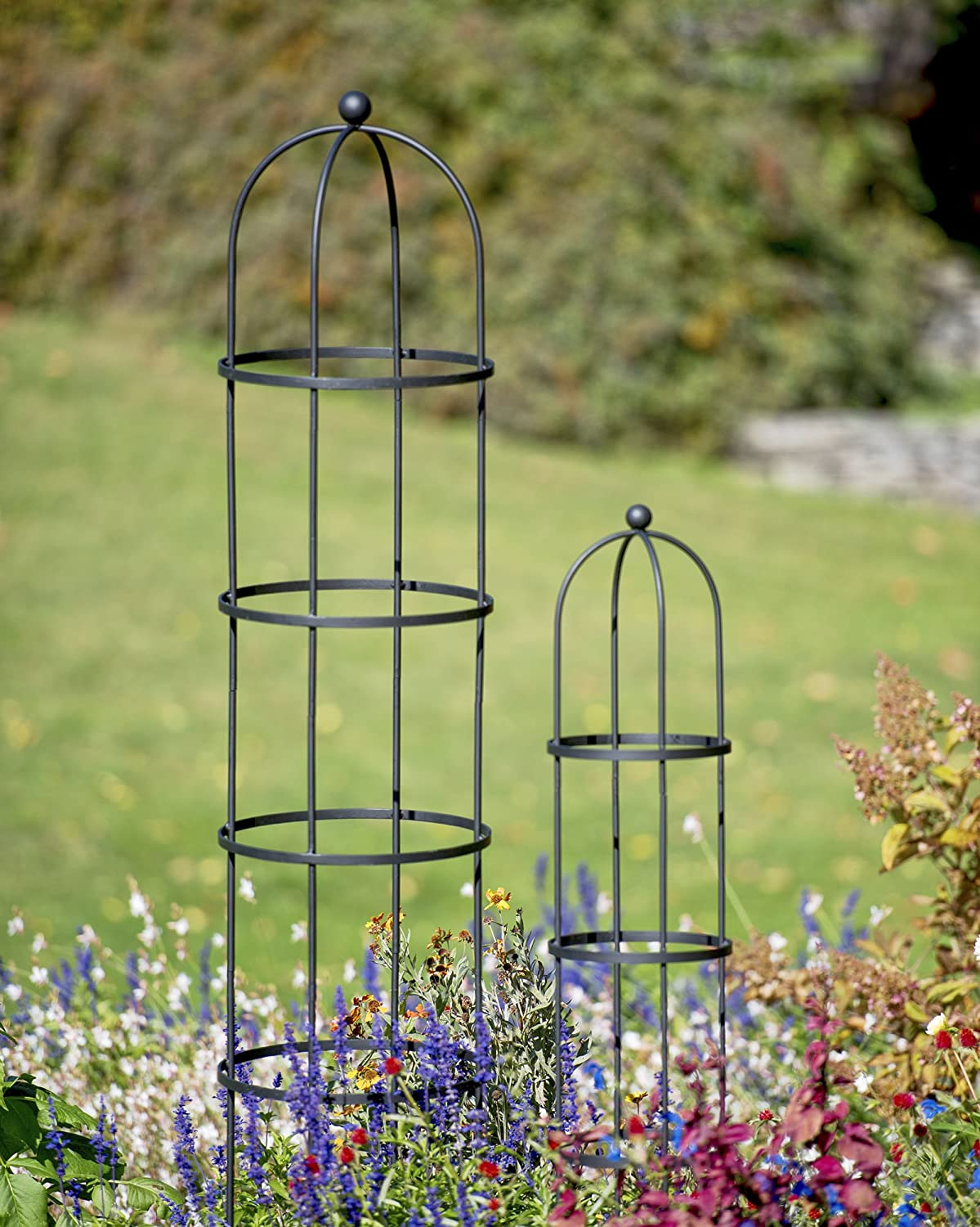 Gardener's Supply Company 5' Essex Round Trellis Gardener's Supply Company