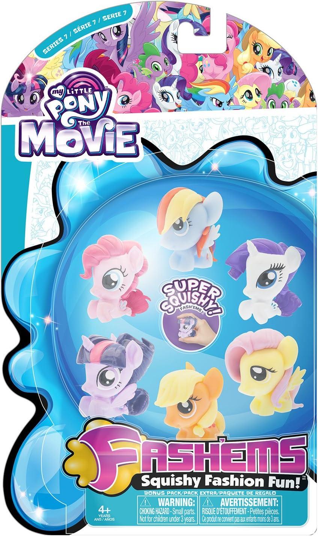 FASH ems tk50024.8500 My Little Pony – Figura – Pack de 6 , color/modelo surtido: Amazon.es: Juguetes y juegos
