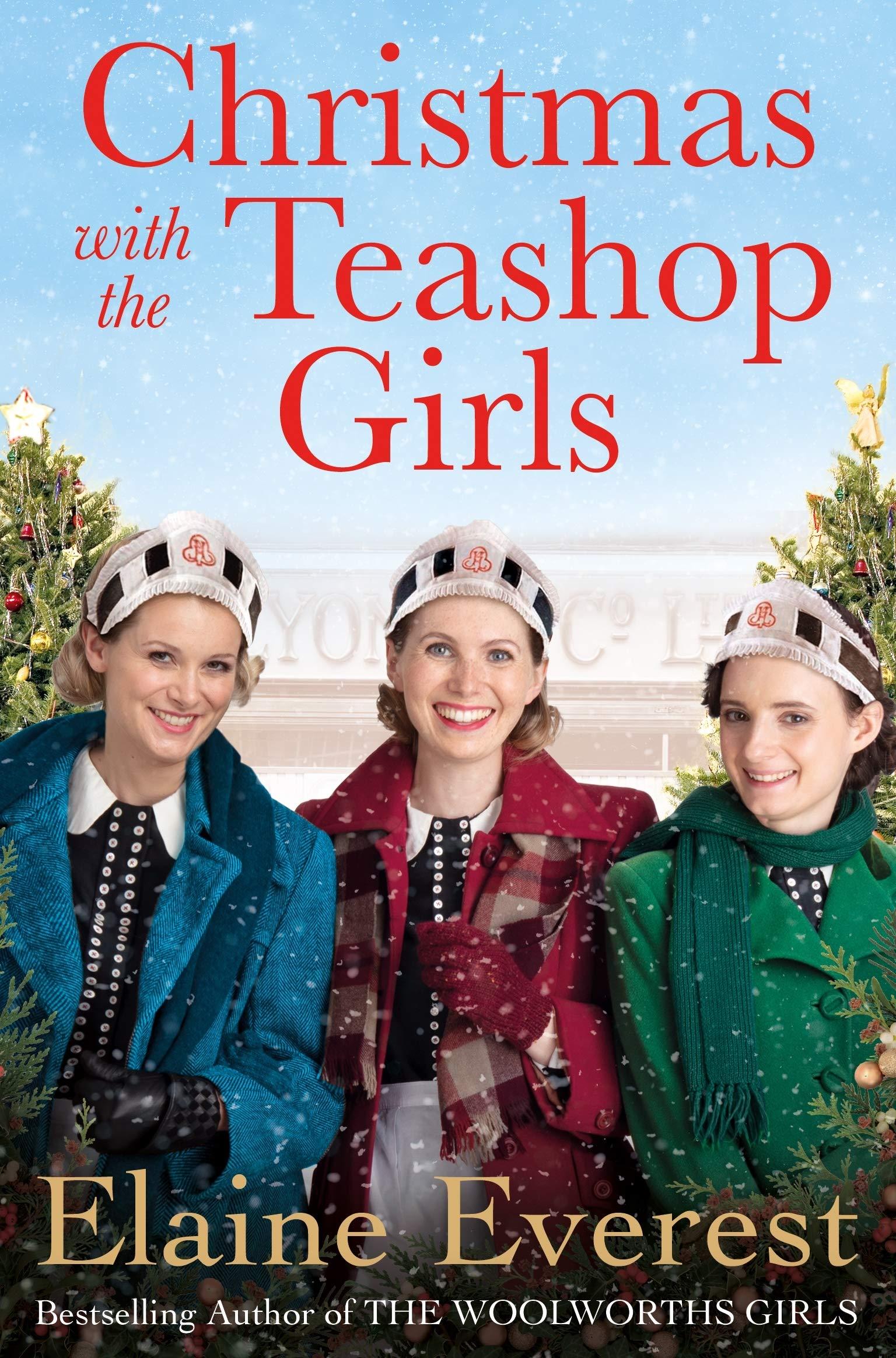 Christmas with the Teashop Girls: Amazon.co.uk: Everest, Elaine:  9781529015928: Books