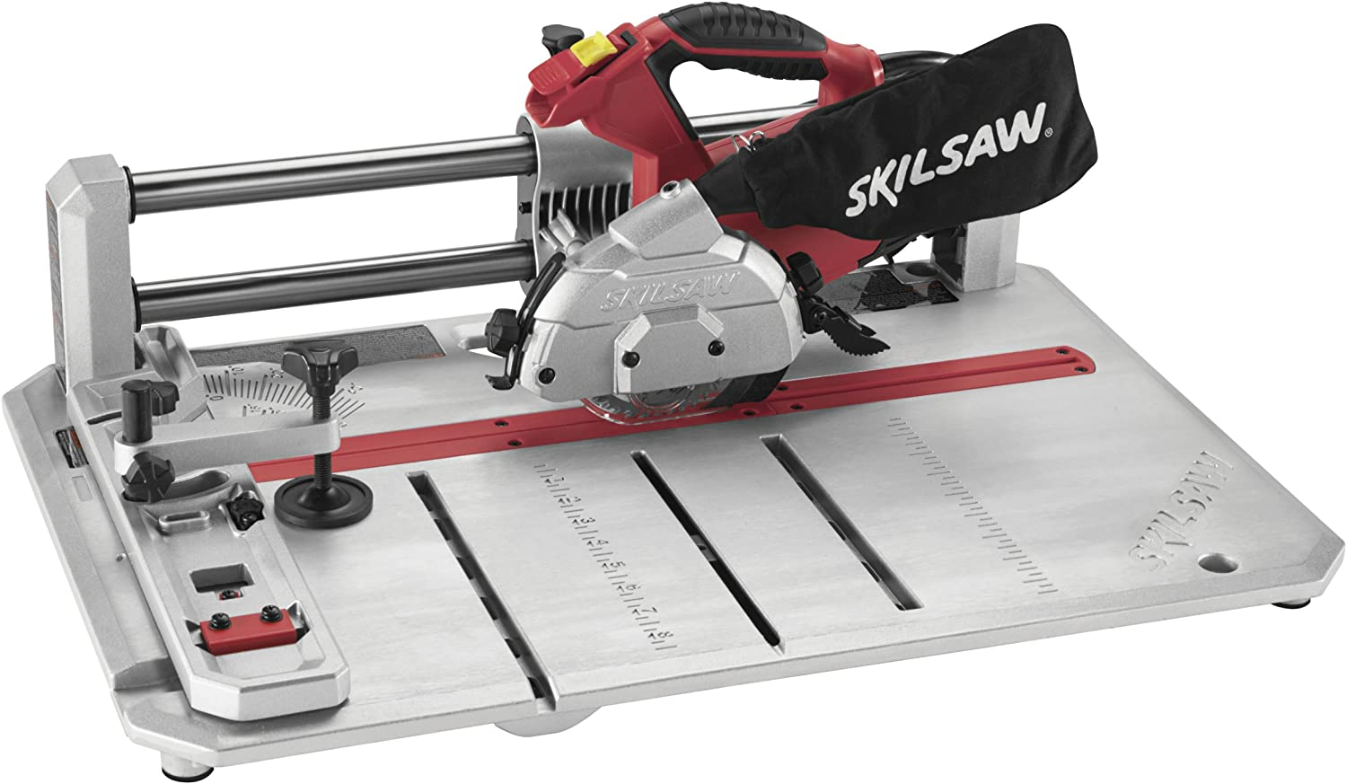 3. SKIL 3601-02 Flooring Saw with 36T Contractor Blade